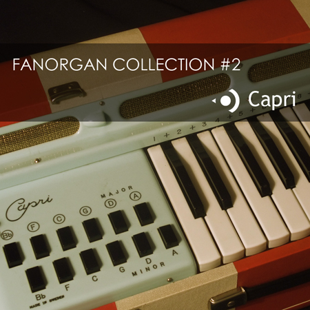 Capri Fan Organ