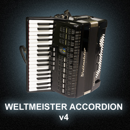 Weltmeister Accordion