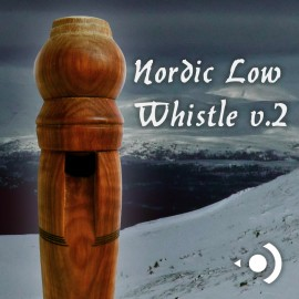 Nordic Low Whistle V2