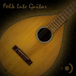 folk lute guitar