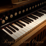 royal reed organ