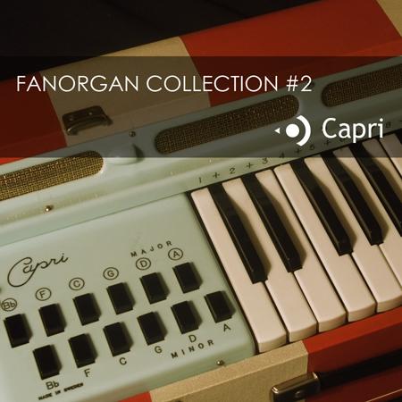 Capri Fan Organ