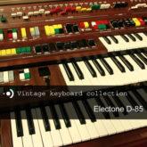 Precisionsound   Gospel Drawbars