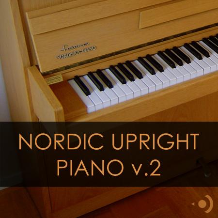 Nordic Upright Piano