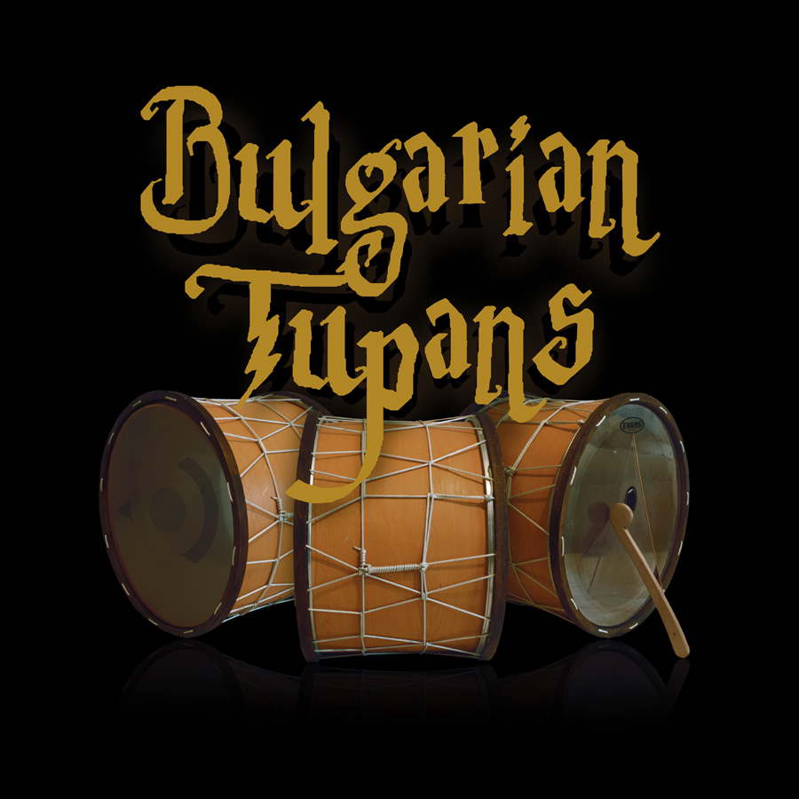 Bulgarian Tupans for NI Kontakt